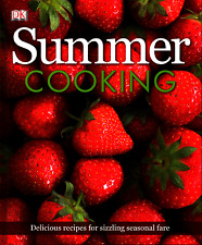 Summer Cooking, by DK, New Hardback Cook Book