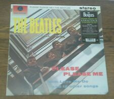(BEATLES-Please Please Me)-Remastered on heavyweight 180g vinyl-A7-LP