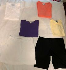 Women's Lot of Clothes - With 6 Items All Size Medium