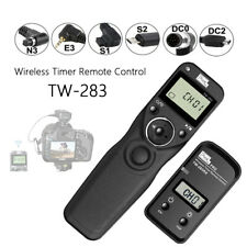 Pixel TW-283 Wireless Timer Remote Control Shutter Release for Canon Nikon Sony