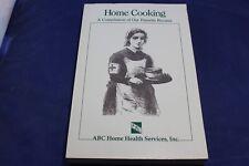 ABC Home Health Services Cookbook 1993 Brunswick Glynn County Georgia GA