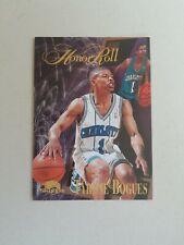 1996-97 SkyBox Basketball #249 Muggsy Bogues Honor Roll Charlotte Hornets