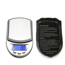 LCD 0.1g-500g Digital Pocket Weighing Mini Scales Kitchen Jewellery Scale Herbs