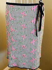 Nanette Lepore, Size 8 Skirt, Embroidered Flowers