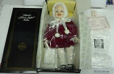 Yolanda's Picture Perfect Babies Jennifer Doll original box and COA 1987