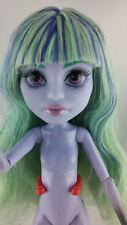 Monster High Puppen Shop 4 Basic Dolls Custom Repaint OOAK - Venus Catty Frankie
