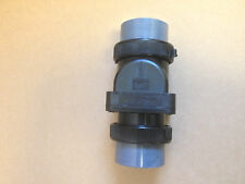 1½� Check Valve with Unions for Quick Disconnect