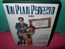 UN PLAN PERFECTO - ALAN RICKMAN - COLIN FIRTH - CAMERON