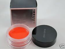 NEW $28 Mary Kay Tangerine Cheek Glaze/Gel Blush On