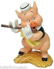 WDCC Walt Disney Classics FIFER PIG I Toot my Flute - I Don't Give A Hoot #41037