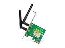 SCHEDA DI RETE WIRELESS N TP-LINK TL-WN881ND 300MBPS PCI EXPRESS