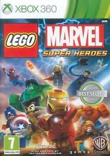 Lego Marvel Super Heroes - XBOX 360 neuf sous blister VF