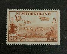 Newfoundland Stamp #C13 MH