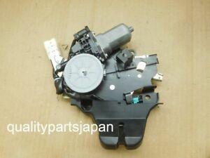 Lexus LS460 Rear Trunk Locks Latch Motor 163800-0370 2007-2012