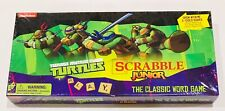 2014 Hasbro TNMT Ninja Turtles Junior Scrabble Board Game Cardinal NEW Sealed