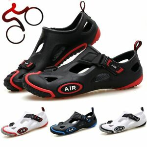 Non-Locking Cycling Shoes  Mtb Mountain Bike Shoe Leisure Road Bicycle Shoes