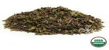 USDA CERT Organic Loose Leaf India Tulsi Holy Basil 1 oz. (28g)