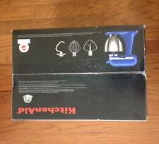 KitchenAid 4-1/2-Quart Ultra Power Stand Mixer, Twilight Blue Brand New
