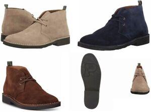 Polo Ralph Lauren Men's Boots Talan Suede Chukka Boots