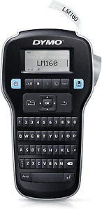 DYMO Label Maker LabelManager 160 Portable Label Maker, Easy-to-Use, One-Touch &