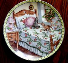 A Sunny Spot by Hannah Hollister Ingmire Collector Plate - Knowles 1991