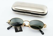 Jean Paul Gaultier Sunglasses 58-8102 Oval Frame M Japan 90s Jpg Metal Case