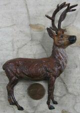 Vintage 1930's Cast Lead Germany Reindeer 4 1/2� Nice #2