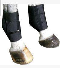 Intrepid International New Ankle Boot Nylon Lined Neoprene Horse Leg Protection
