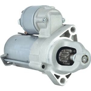 New Automotive Starter for 3.5L Mercedes Benz R350, SLK350 12, ML350 12-15