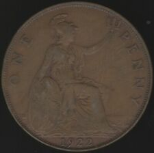 More details for 1922 george v one penny coin | british coins | pennies2pounds