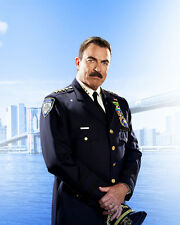 Blue Bloods Tom Selleck Actor 1 Glossy Lab Printed Color Photo 8x10 Picture #105