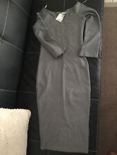 Robe grise moulante PULL&BEAR taille 34/36 neuve avec étiquette
