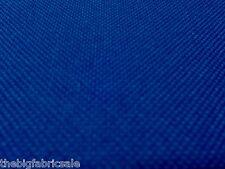 TOUGH WATERPROOF BLUE AQUATUF CANVAS FABRIC MATERIAL AWNING COVER CORDURA TYPE !