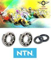 KTM Husky Boy Malaguiti 50 cc AC Franco Morini S5 Crank Shaft Main NTN Bearings