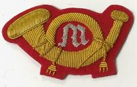 CIVIL WAR USMC MARINE INFANTRY HAT CAP KEPI INSIGNIA-LARGE