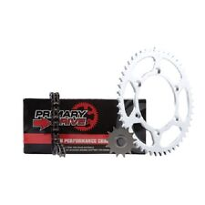 Primary Drive Steel Sprocket Kit Set And O Ring Chain HONDA XR250R 1988-1989