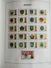 MNH Indonesia 1982-2000 complete collection in DAVO album