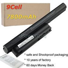 7800mah Battery for Sony VAIO VGP-BPS26 VGP-BPL26 PCG-71911M VPC-CA VPC-CB