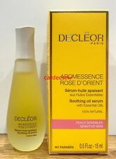 Decleor AROMESSENCE ROSE D'ORIENT SOOTHING SUPER SERUM 15ML Sensitive Skin BNIB
