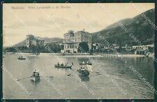 Brescia Maderno PIEGA cartolina QK7092