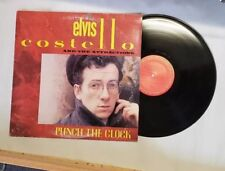 Elvis Costello: & the Attractions: Punch the Clock LP (1983) FC 38897