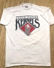 Cedar Rapids Kernals VINTAGE 2000 Minor League Baseball Shirt