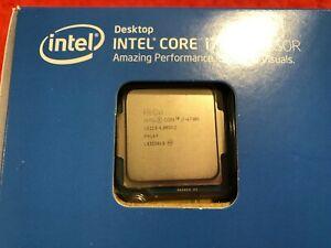 Intel Core i7-4790K 4.0GHz Quad-Core LGA1150 Prozessor Boxed Top Zustand #1