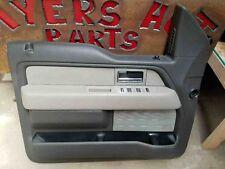 2010 FORD F150 DRIVER SIDE INTERIOR TRIM PANEL AL34-1823943-LA31TC W/ SWITCHES
