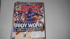 Ben Wallace & Pistons -Sports illustrated 5/9/2005