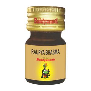 Baidyanath Raupya / Chandi (Silver) Bhasma