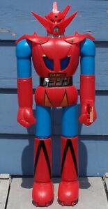 "Vintage 1976 Mattel Shogun Warriors 24"" Dragun Jumbo Machinder."