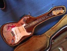 Fender Vintage 80's Japan 50's RI Strat Heavy relic VERY upgraded Lefty / righty