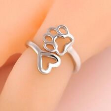 Slim Hollow Heart & Pet Paw P