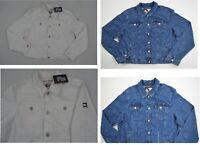 NWT Women's Tommy Hilfiger Long Sleeve Jeans Denim Jacket